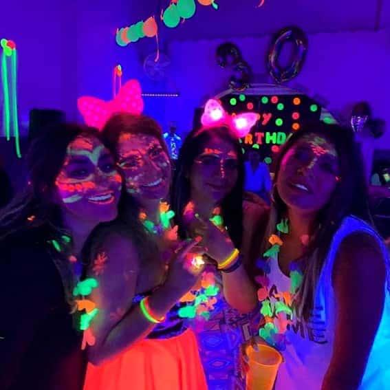 renta de luz neon