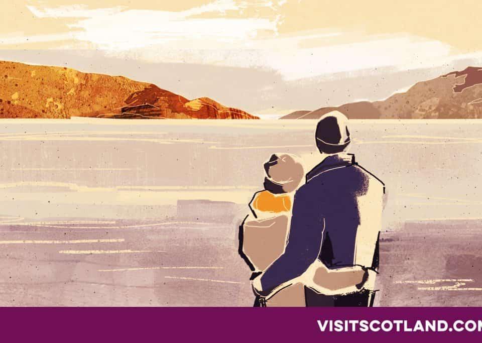 Escápese a Escocia con el Minimoon perfecto • Renta de iluminacion