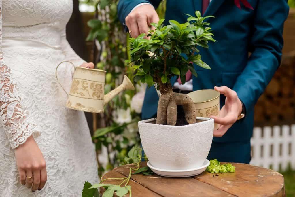 Formas unicas de simbolizar el amor en su ceremonia de