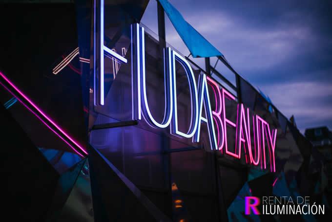 luces neon publicidad