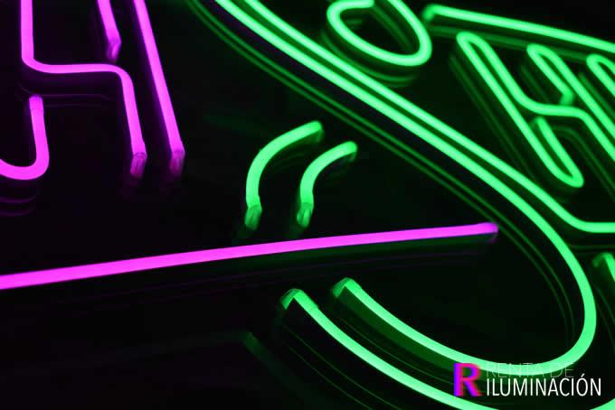 tubos neon