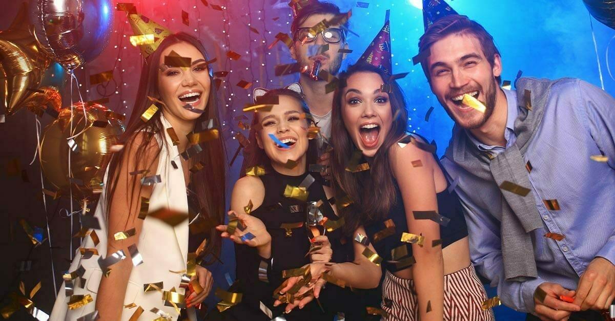 4 ventajas de tener una fiesta compartida