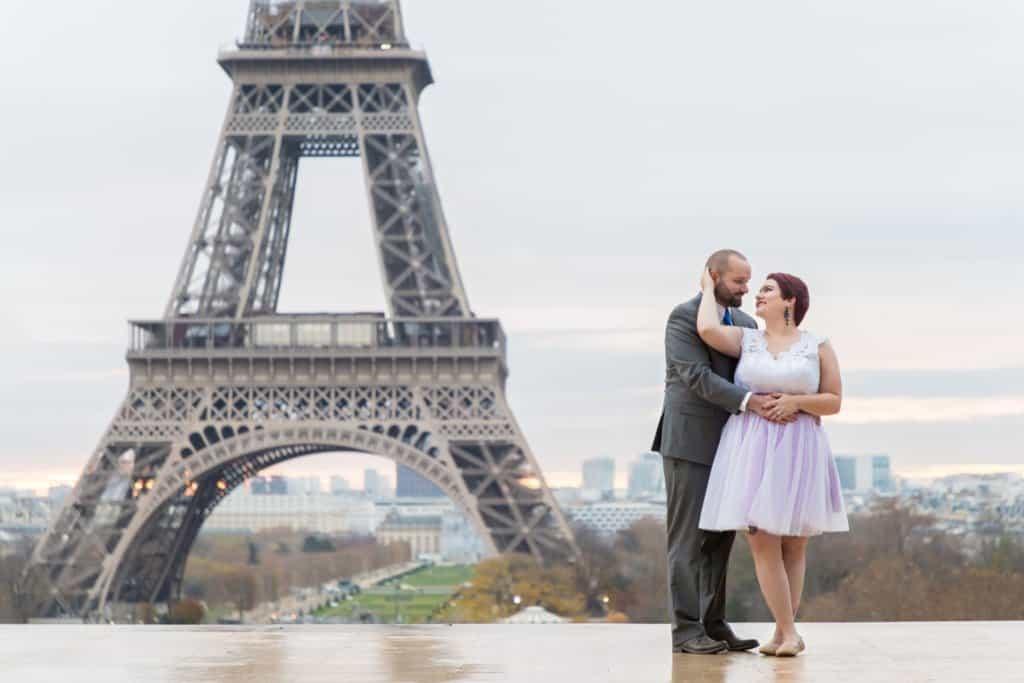 ¿Cómo organizar una boda chic parisina?