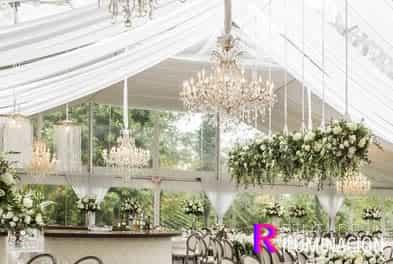 candelabros para bodas