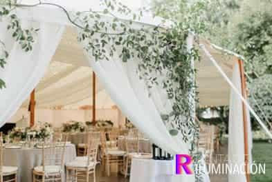 cortinas para boda