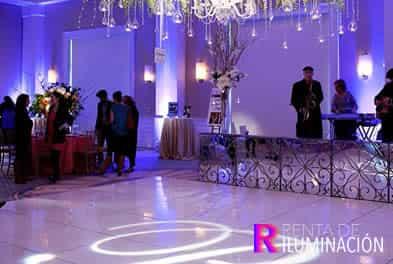 gobo para bodas