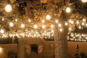 guirnaldas de luces led