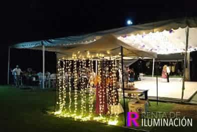 luces decorativas para bodas