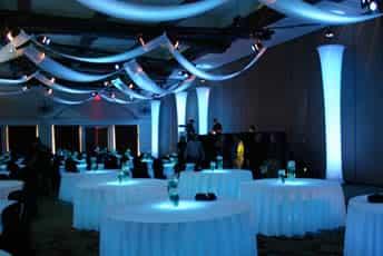 luces para evento