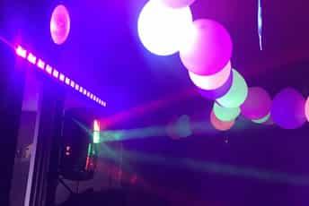 luces roboticas para eventos