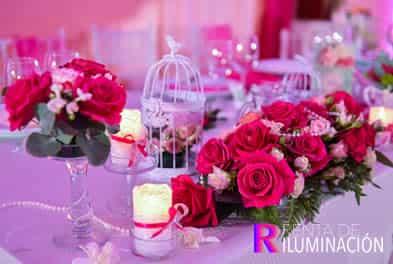 luz para bodas