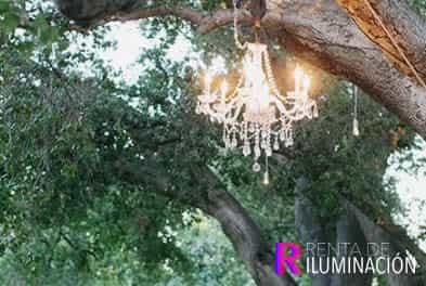 renta de candelabros para boda