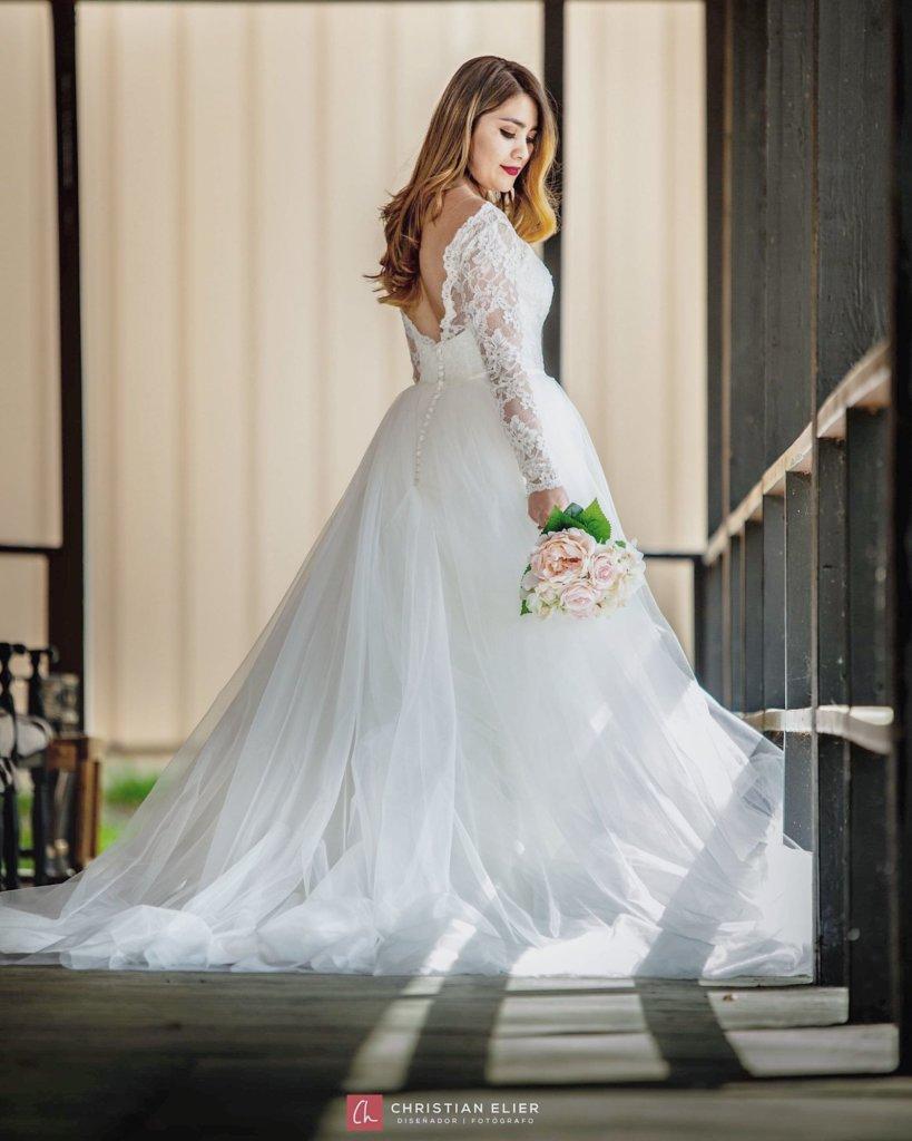 ¿Y si el vestido no me queda bien?